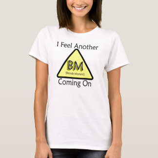 Blonde Moment T-Shirt