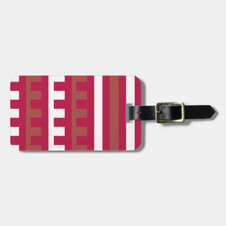 Blood and Chocolate Combs Tooth Bag Tag