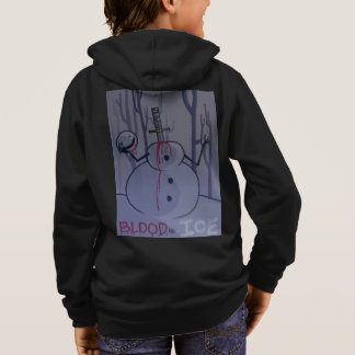 Blood and Ice logo Hoodie