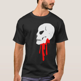 Blood and Skull T-Shirt