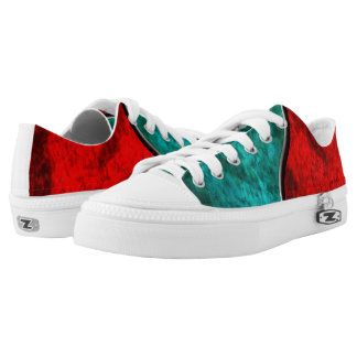 Blood and Water Printed Shoes
