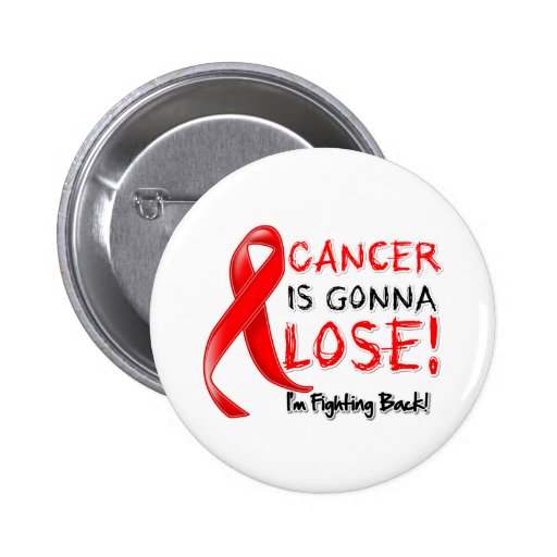 Blood Cancer is Gonna Lose Button