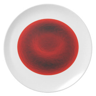 Blood cell plate