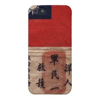 Blood Chit Iphone Case iPhone 5/5S Case