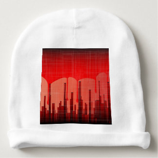 Blood City Grunge Baby Beanie