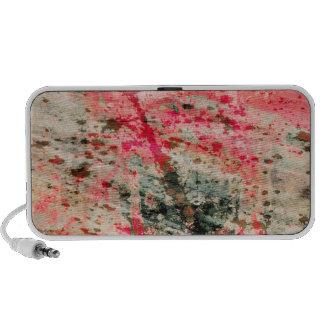 blood colors war PC speakers