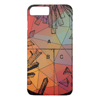 Blood Crystals -Prismatic Ultralight iPhone Case
