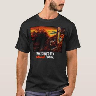 Blood Donor - Mosaic T-Shirt