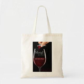 Blood Echo Tote Bag
