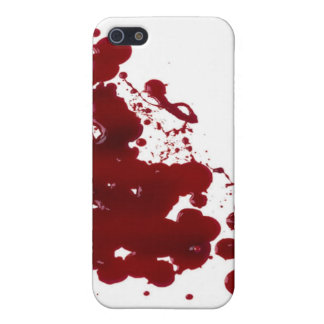 Blood iPhone 5/5S Cover
