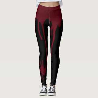 Blood Leggings