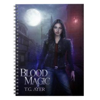 Blood Magic Notebook
