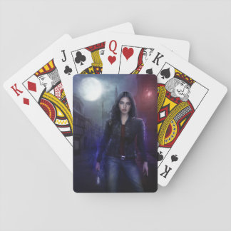 Blood Magic Playing Cards
