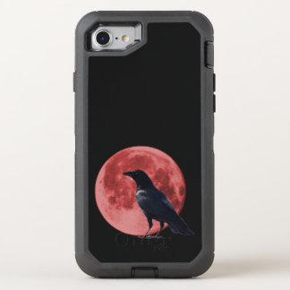 Blood Moon Crow iPhone Defender OtterBox Defender iPhone 7 Case