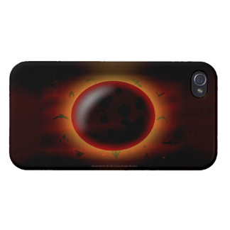 BLOOD MOON iPhone 4/4S COVERS
