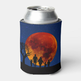 Blood Moon Lunar Eclipse Can Cooler