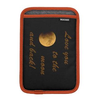 Blood Moon September 27, 2015 iPad Mini Sleeves