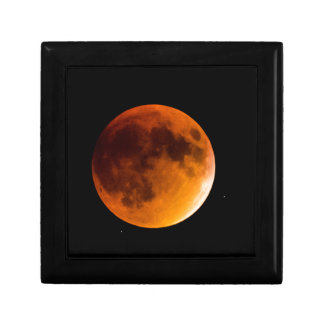 Blood Moon Small Square Gift Box