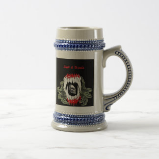 Blood Of Dracula Beer Stein