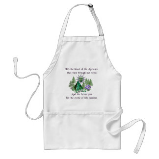 Blood Of The Ancients Aprons