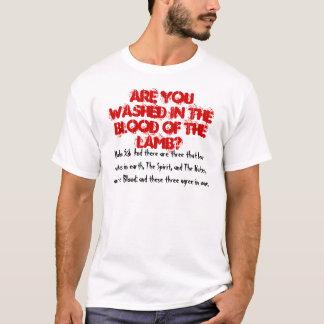 Blood of The Lamb T-Shirt