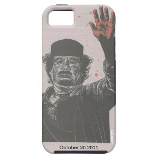 Blood on his Hands iPhone 5 Cases