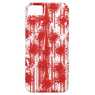 Blood Red Fresh iPhone 5 Cover