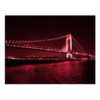 Blood Red Narrows postcard