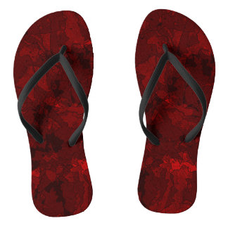 Blood Red Thongs