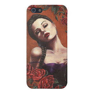 Blood Roses - iPhone 4G/4GS Cases iPhone 5/5S Covers