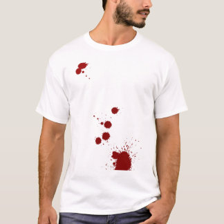 Blood Splatter Analyst T-Shirt