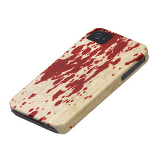 Blood Splatter Case-Mate ID iPhone 4 4S Case