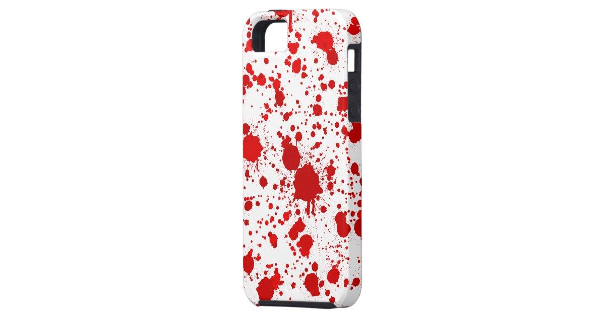 dexter blood splatter poster - photo #24