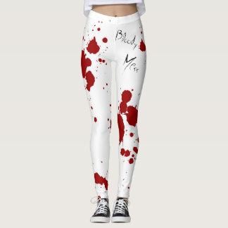 Blood Splatter Leggings