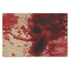 Blood Splatter Tissue Paper