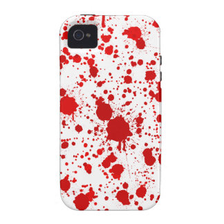 Blood Splatter ...Would Kill For This iPhone 4/4S Cases