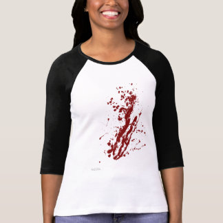 Blood splattered T-Shirt