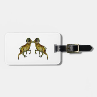 Blood Sport Luggage Tag