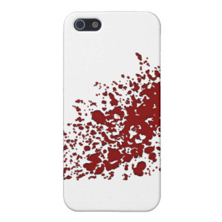Blood Stain iPhone 5/5S Case