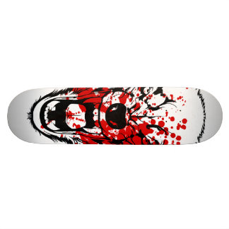 Blood Wolf 21.3 Cm Mini Skateboard Deck