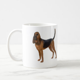 Bloodhound (A) - standing Coffee Mug