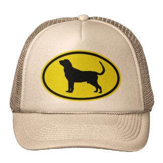 Bloodhound Trucker Hat