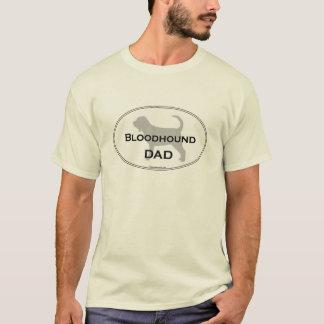Bloodhound Dad T-Shirt