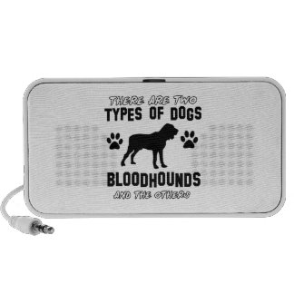 BLOODHOUND gift items Mp3 Speakers