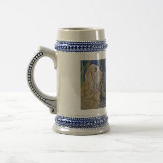 Bloodhound Hunting Dog Coffee Mug