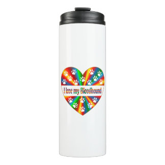 Bloodhound Love Thermal Tumbler