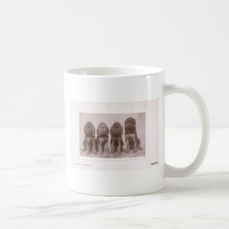 Bloodhound Puppies Coffee Mug