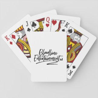 Bloodline Ent Standard Playing Cards
