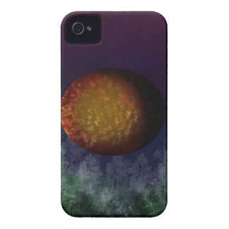 bloodmoon iPhone 4 cover