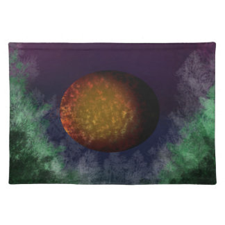 bloodmoon placemat